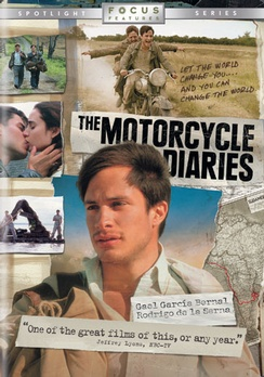 The Motorcycle Diaries - Widescreen - DVD - Used