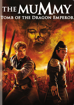 The Mummy: Tomb of the Dragon Emperor - Widescreen - DVD - Used