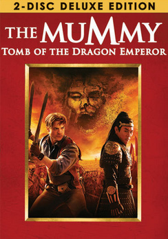 The Mummy: Tomb of the Dragon Emperor - Deluxe Edition - DVD - Used