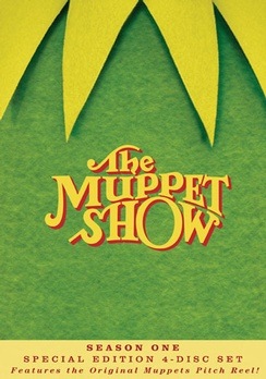The Muppet Show: Season One - Special Edition - DVD - Used