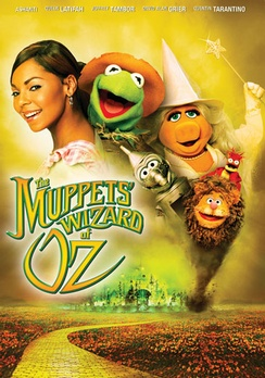 The Muppets' Wizard of Oz - DVD - Used