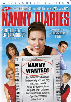 The Nanny Diaries - Widescreen - DVD - Used