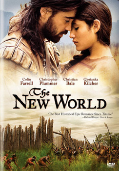 The New World - Widescreen - DVD - Used