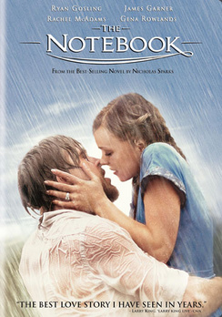 The Notebook - Platinum Series - DVD - Used