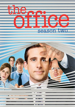The Office: Season Two - Widescreen - DVD - Used