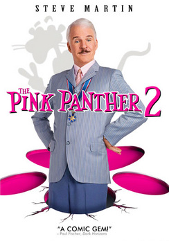 The Pink Panther 2 - DVD - Used