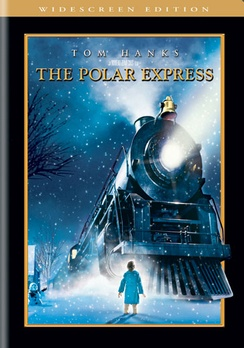 The Polar Express - Widescreen - DVD - Used