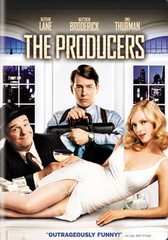 The Producers - Full Screen - DVD - Used