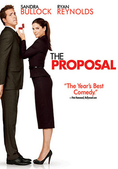 The Proposal - Widescreen - DVD - Used