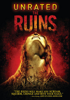 The Ruins - Unrated - DVD - Used