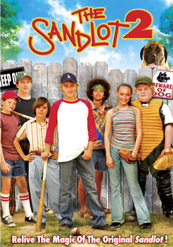 The Sandlot 2 - DVD - Used