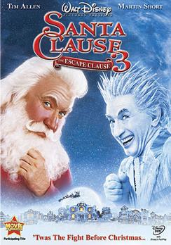 The Santa Clause 3: The Escape Clause - DVD - Used