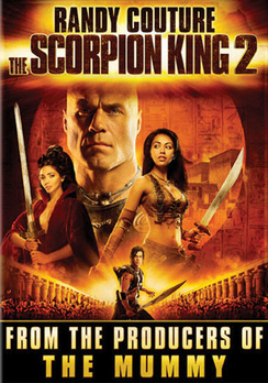 The Scorpion King 2 - Widescreen - DVD - Used