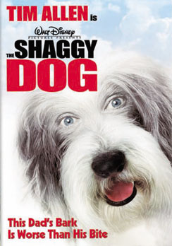 The Shaggy Dog - DVD - Used