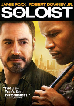 The Soloist - DVD - Used