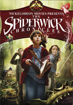 The Spiderwick Chronicles - Widescreen - DVD - Used