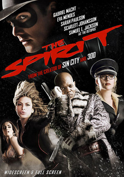 The Spirit - DVD - Used