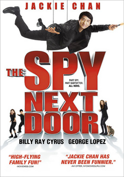 The Spy Next Door - Widescreen - DVD - Used