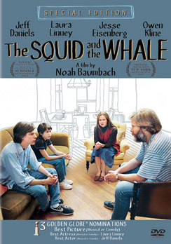 The Squid and the Whale - Special Edition - DVD - Used