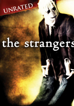 The Strangers - Unrated - DVD - Used