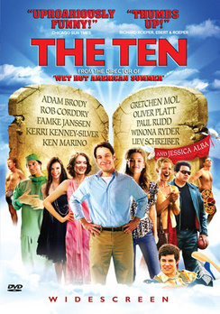 The Ten - Widescreen - DVD - Used