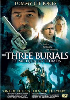 The Three Burials of Melquiades Estrada - DVD - Used