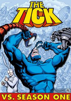The Tick: Vs. Season One - DVD - Used