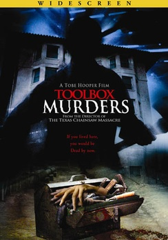 The Toolbox Murders - DVD - Used