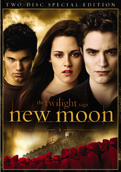 The Twilight Saga: New Moon - Special Edition - DVD - Used