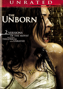 The Unborn - Unrated - DVD - Used