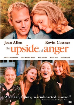 The Upside of Anger - Widescreen - DVD - Used