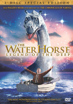 The Water Horse: Legend of the Deep - Special Edition - DVD - Used