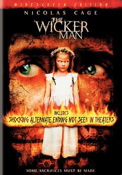 The Wicker Man - Widescreen - DVD - Used