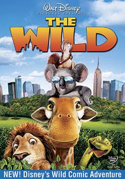The Wild - DVD - Used