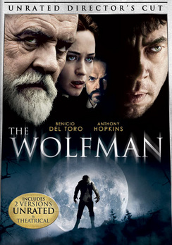 The Wolfman - Unrated Director's Cut - DVD - Used