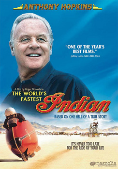 The World's Fastest Indian - Widescreen - DVD - Used