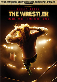 The Wrestler - Widescreen - DVD - Used