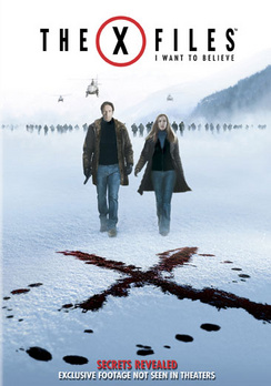 The X Files: I Want to Believe - Widescreen - DVD - Used