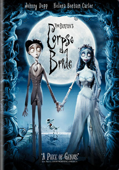 Tim Burton's Corpse Bride - Full Screen - DVD - Used