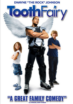Tooth Fairy - Widescreen - DVD - Used