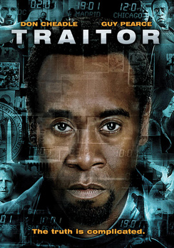 Traitor - DVD - Used
