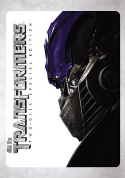 Transformers - Widescreen Special Edition - DVD - Used