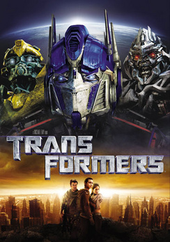 Transformers - Widescreen - DVD - Used