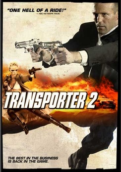 Transporter 2 - Widescreen - DVD - Used