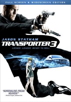 Transporter 3 - DVD - Used