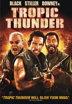 Tropic Thunder - Theatrical Version - DVD - Used