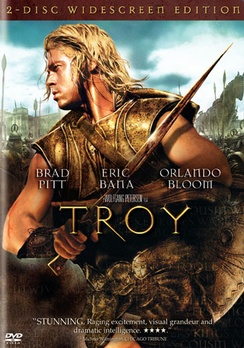 Troy - Widescreen - DVD - Used