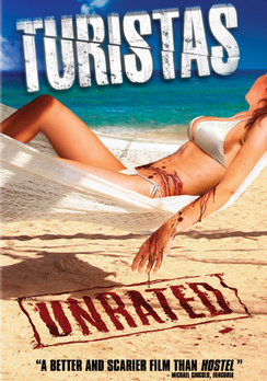 Turistas - Widescreen Unrated - DVD - Used