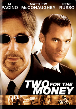 Two for the Money - Full Screen - DVD - Used