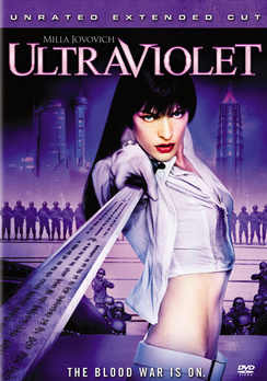 Ultraviolet - Widescreen Unrated - DVD - Used